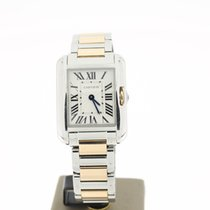 Cartier Tank Anglaise Steel/ Rose gold (B&P2015)