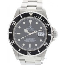 Rolex Men's Rolex Oyster Perpetual Submariner 16610 Date...