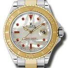 Rolex Yacht-Master Mens Steel and Gold 16623 mr