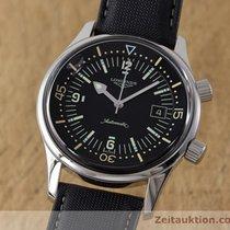 Longines Heritage Legend Diver Taucheruhr Automatik L3.674.4