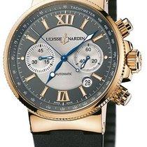 雅典 (Ulysse Nardin) Maxi Marine Chronograph 356-66-3.319