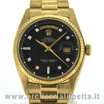 Rolex Day-Date Quadrante con brillanti 1803