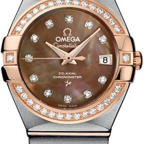 Omega Constellation Co-Axial Automatic 27mm 123.25.27.20.57.001