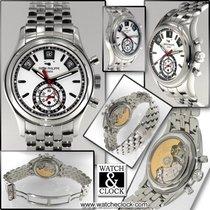 Patek Philippe 5960/1A Annual Calendar Chronograph, Steel