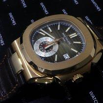 Patek Philippe Chronograph Nautilus Rose Gold - 5980R-001