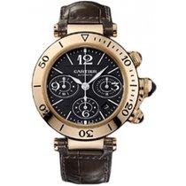 Cartier Pasha Seatimer Chronograph w3030018