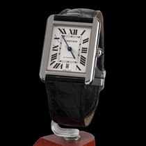 Cartier TANK SOLO XL STEEL