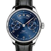 IWC Schaffhausen IW503502 Portugieser Annual Calendar Midnight...