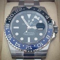 Rolex GMT Master II 116710 BLNR (12/2016)- GARANTIE 2022