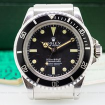 Rolex 5512 Vintage Meters First Submariner BOX + PAPERS (25628)