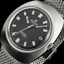 Golana Captain Vintage Automatik Swiss Made Herren Uhr - Rarität