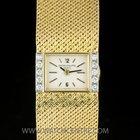 Patek Philippe 18k Y/G Diamond Bezel Vintage Ladies Watch 3319/1