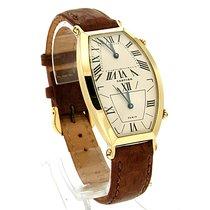 Cartier Tonneau Dual Time