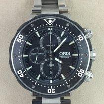 Oris ProDiver Chronograph Ref. 01 774 7683 7154-Set
