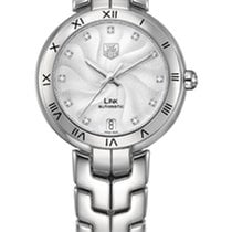 TAG Heuer LINK LADY CALIBRE 7 DIAMONDS BEZEL
