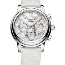 Chopard Millie Miglia Ladies Chronograph Automatic in Steel