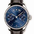 IWC [NEW] Portugieser Annual Calendar IW503502(Retail:HK$163000)