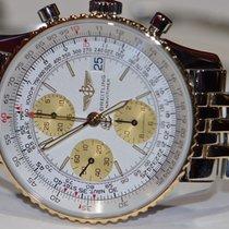 Breitling Navitimer 18K Gold Chronograph
