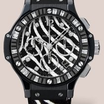 Hublot Big Bang 41mm · Black Zebra Bang 341.CV.7517.VR.1975