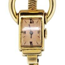 Hermès Universal Geneve Comtesse 18kt Gold Watch