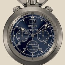 Bovet Amadeo Saguaro Chronograph 46 mm