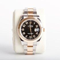 Rolex Datejust  II Mixto Oro / Acero