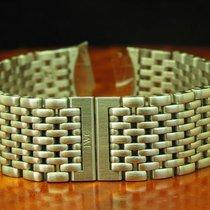 IWC Edelstahl Armband Uhrenband Ersatz Band Da Vinci /...