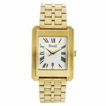 Piaget Protocole Automatique 18K Gold Watch 26100 (Pre-Owned)