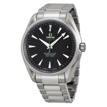 Omega Seamaster Master Co-axial Stainless Steel Mens Watch...