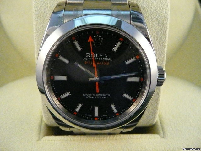 Rolex 116400 Milgauss