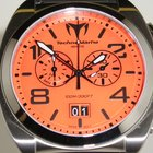 "Technomarine ""US Navy"" Orange dail. New, onworn"