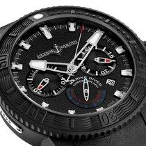 Ulysse Nardin Maxi Marine Diver Black Sea Chronograph