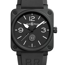 Bell & Ross Aviation BR 01 Ceramic Limited Edition