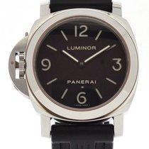Πανερέ (Panerai) Panerai Luminor Left-Handed Steel Ref: PAM219