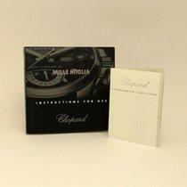 Chopard Booklet Set + Chronometer Certificate