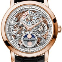 Vacheron Constantin [NEW] Traditionnelle Skeleton Perpetual...
