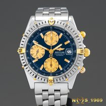 Breitling Chronomat   Ref B13352 18K & S.Steel