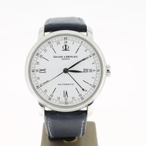 Baume & Mercier Classima GMT XL (B&P2007)White Dial...