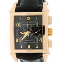 Girard Perregaux Vintage Chronograph 18K Rose Gold