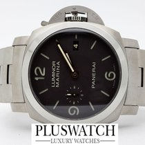 Panerai LUMINOR MARINA 1950 3 DAYS TITANIO 44MM PAM00352...
