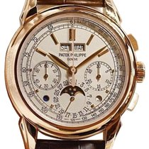 Patek Philippe 5204R-001 Grand Complications 40mm Silver...
