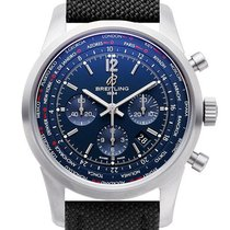 Breitling Transocean Unitime Chronograph Pilot,Ref. AB0510U9.C...