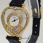Chopard Happy Heart 18k Yellow Gold & Diamonds Ladies...