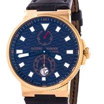 Ulysse Nardin Men's Ulysse Nardin Maxi Marine 266-68...