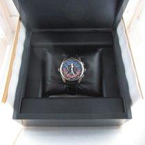 Girard Perregaux WW.TC World Time Chronograph White Gold