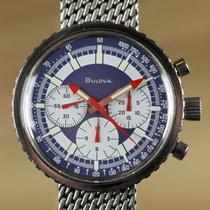 Bulova Vintage Stars and Stripes C Chronograph