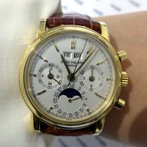 Patek Philippe Perpetual Calendar Moonphase Chronograph -...