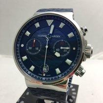 Ulysse Nardin Maxi Marine Chronograph Blue Seal Limited