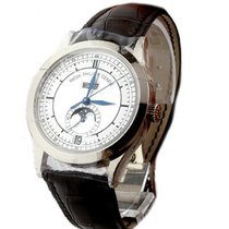 Patek Philippe 5396G 5396G Annual Calendar with Moon Phase -...