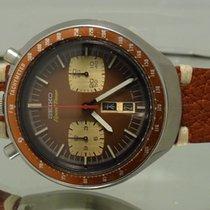 Seiko chronograph Bullhead Ref. 6138 0040 vintage SpeedTimer